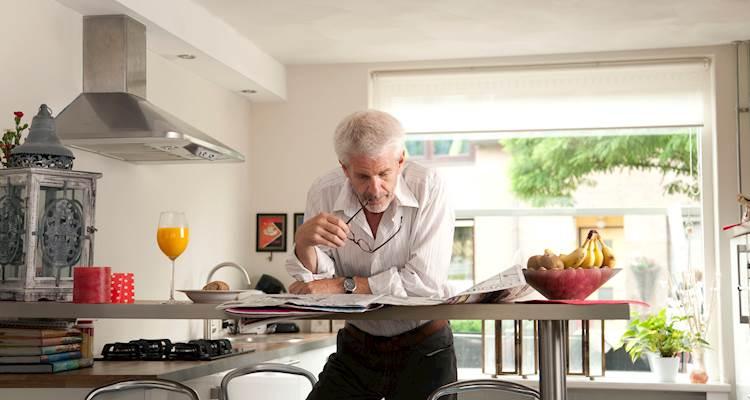 Blijverslening goedkope hypotheek voor 39 ouderen 39 for Huis hypotheekvrij maken