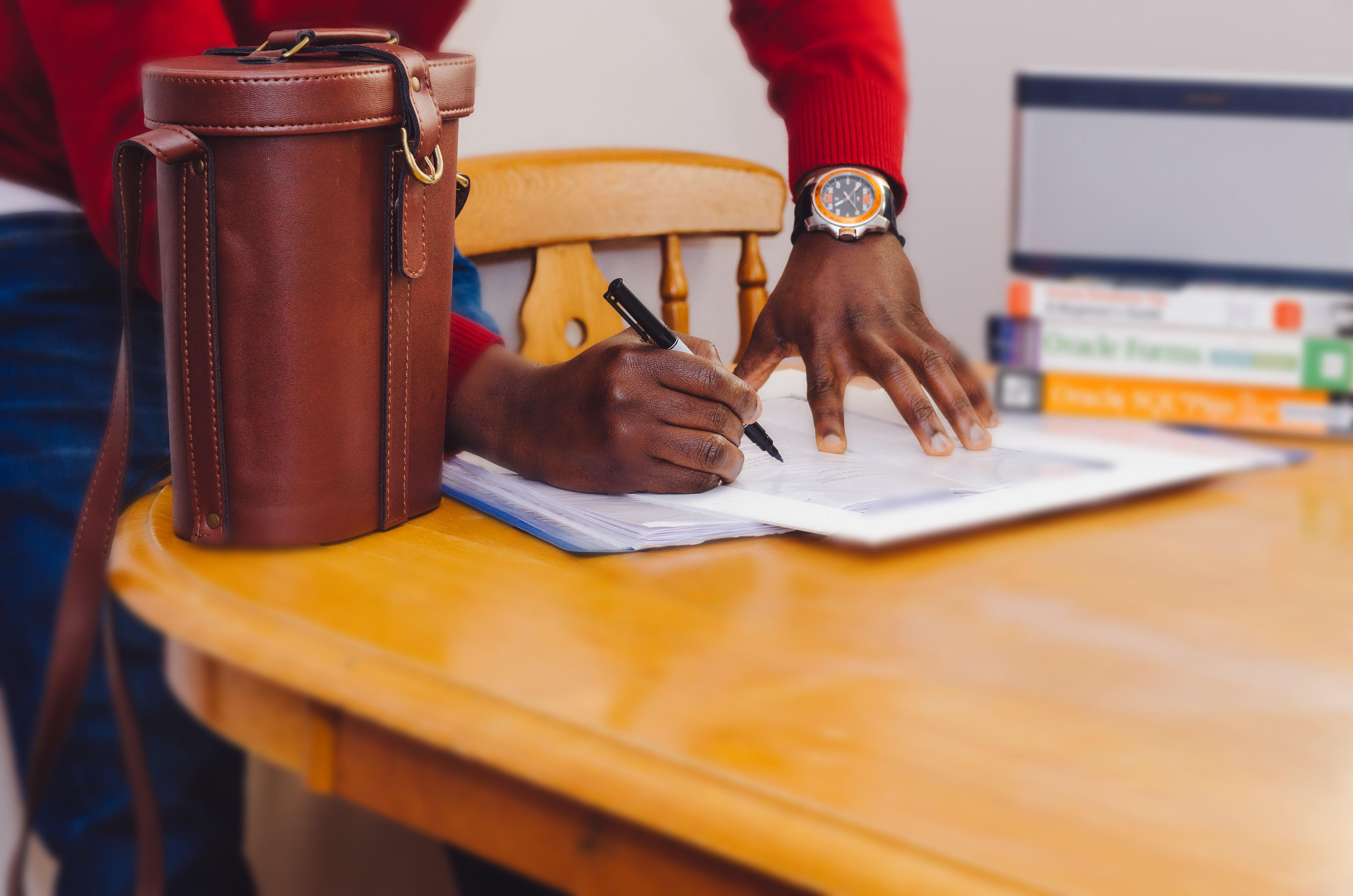 Intentieverklaring voor hypotheek zonder vast contract | Wegwijs.nl